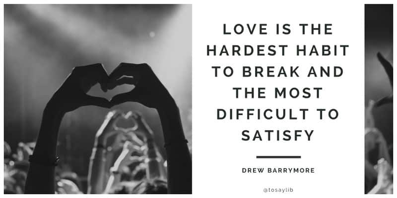 breakup quote drew barrymore