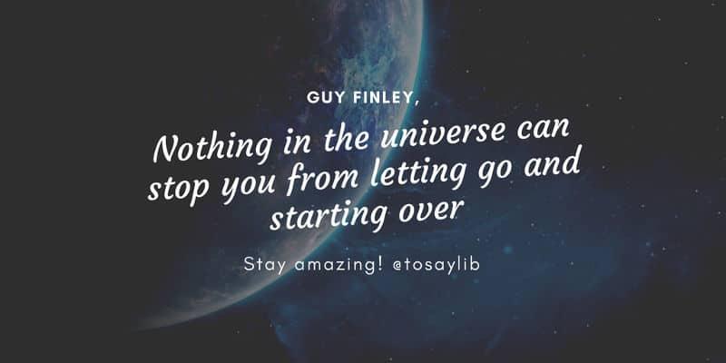 breakup quote guy finley