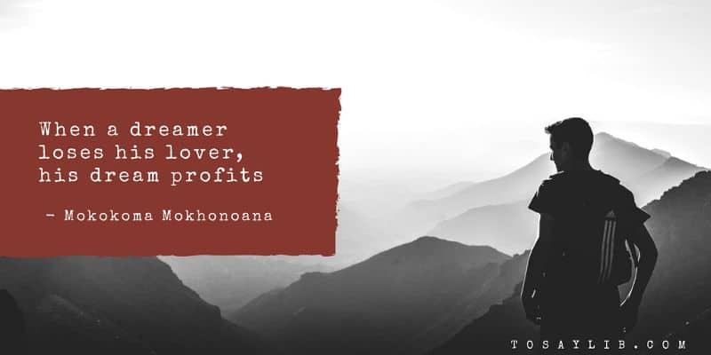 breakup quote mokokoma mokhonoana