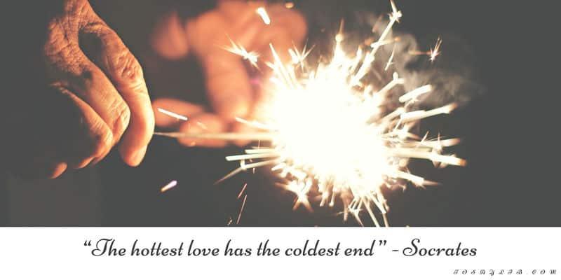 breakup quote socrates