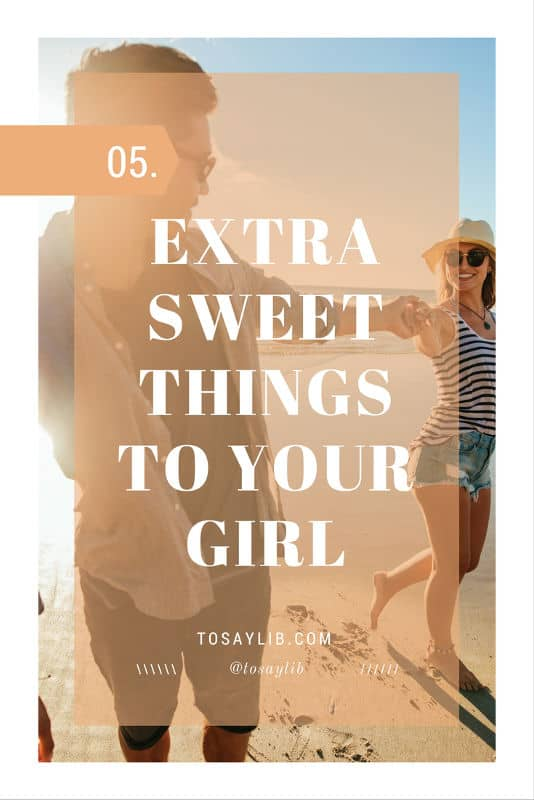 149 Sweet and Cute Things to Say to Your Girlfriend - Tosaylib