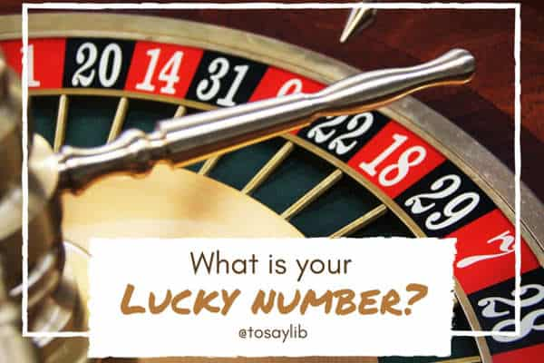 lucky number roulette