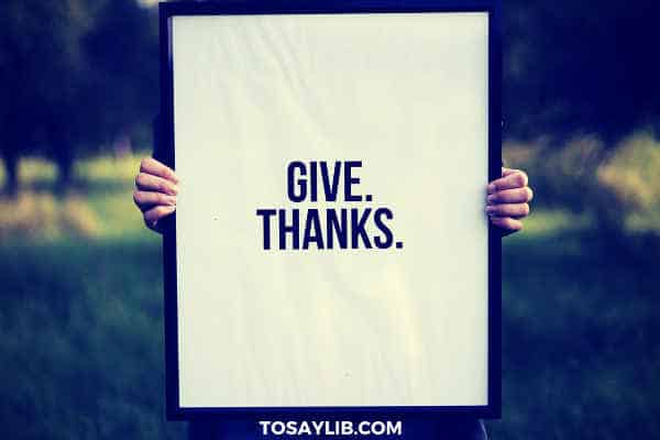 give thanks billboard