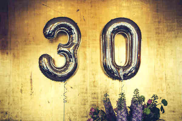30 Thoughtful Happy 30th Birthday Wishes For Your Beloved Ones
