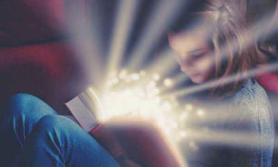 girl-reading-fairy-tales-book-shining