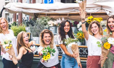 bachelorette-party-sunflowers