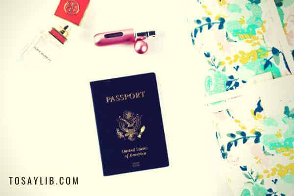 perfume passport bag way to go