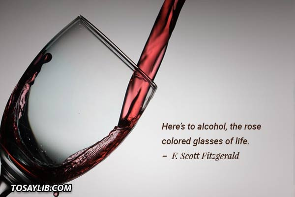 45 Sarcastic And Funny Wine Quotes Tosaylib