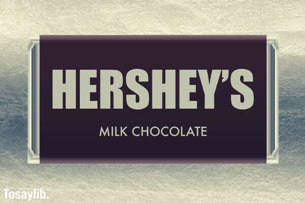 Hershey s chocolate bar