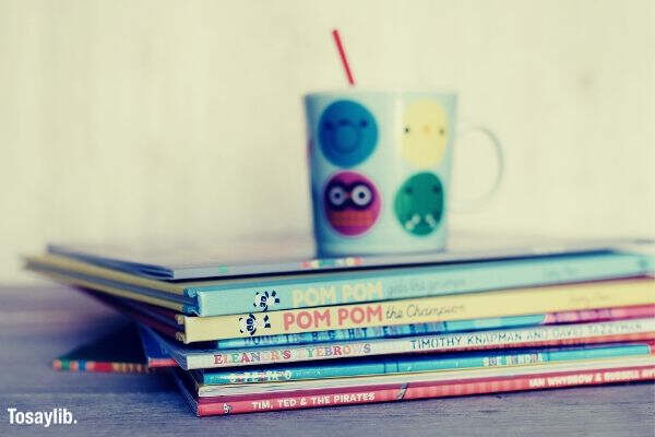 childrens books books reading cup
