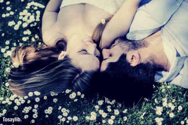love romance flowers hug lying intimate romantic romantic lovers sexual intimacy hugs flirty