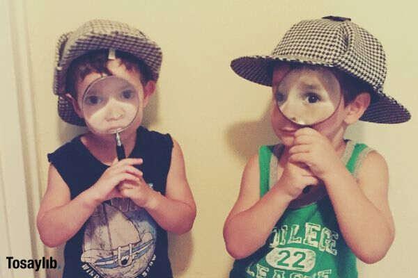 two boys detective