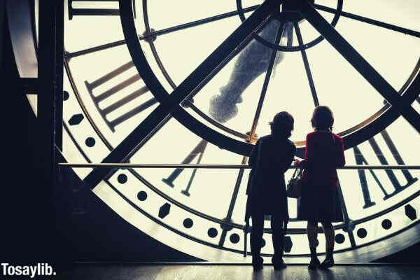 paris museum orsay clock women
