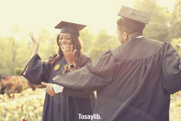 celebrate graduation black people