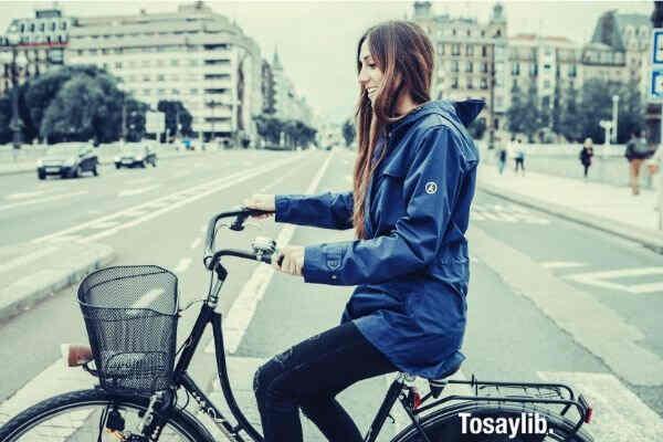 cycling at homeland