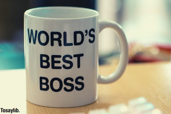coffee mug boss cup