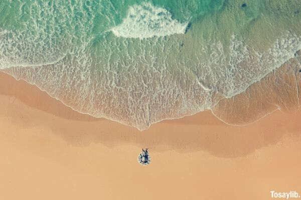 beach green sand