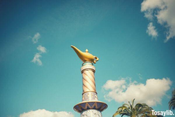 genie kettle sky blue