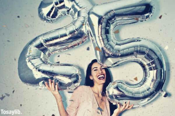birthday girl twenty five