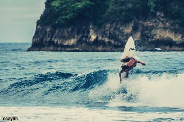 photography travel sea beach surfing holiday costa rica photo