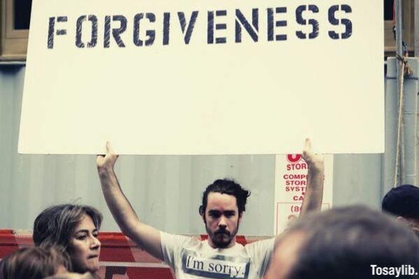 man plackard board forgiveness