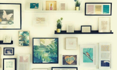 assorted-color-framed-paintings