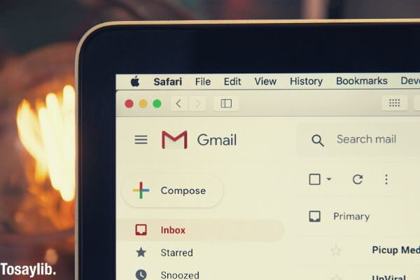 gmail tablet internet