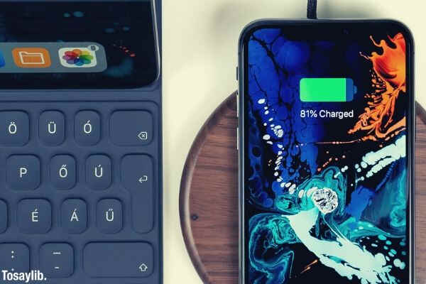 wireless charging smartphone