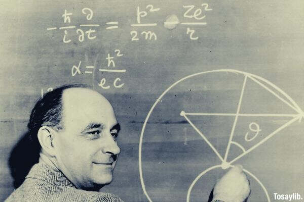 photo of a man equation black and white