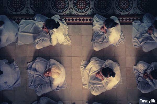 07 men sitting on white tile ceramic floor