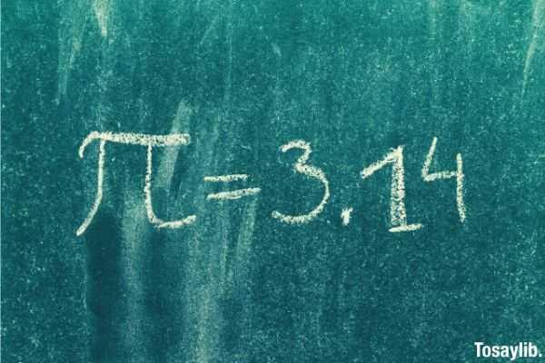 chalk board pi
