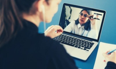 woman-on-a-video-call-excuse-to-not-video-call-someone